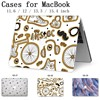 Fasion For Notebook MacBook Laptop Case Sleeve Cover For MacBook Air Pro Retina 11 12 13 15 13.3 15.4 Inch Tablet Bags Hot Torba