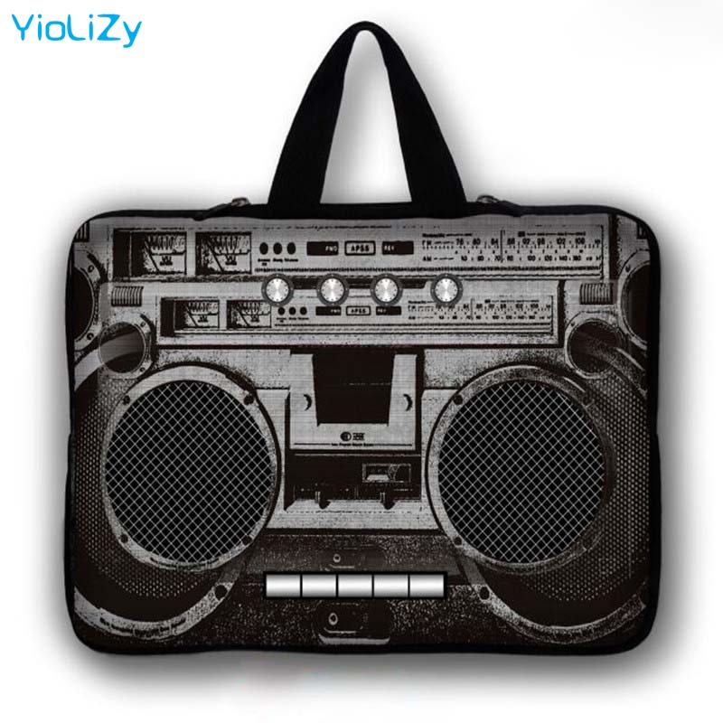 WOW print Laptop Bag tablet Case 9.7 12 13.3 14.1 15.6 17.3 inch Notebook sleeve cover For macbook pro 13 retina LB-24458