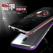 Luphie бренд супер Алюминий бампер чехол для Meizu meilan Примечание 5 роскошные металла границы мобильного телефона чехол для Meizu M5 Примечание случае