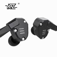 KZ ZS6 2DD 2BA Hybrid In Ear Earphone Metal Earphone HIFI DJ Monito Running Sport Earphone