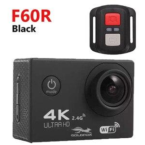 Image 5 - Ultra Hd 4 K Actie Camera Wifi Camcorders 16MP 170 Go 4 K Deportiva 2 Inch F60 30M Waterdicht sport Camera Pro 1080P 60fps Cam