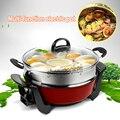 5L электрическая плита  антипригарная сковорода  электрическая кастрюля ВОК  сковорода  многофункциональная сковорода для жарки  сковорода ...