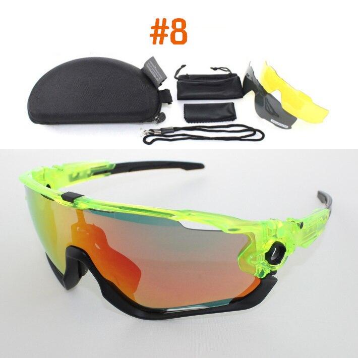 Cycling Eyewear JBR 3 Pai...