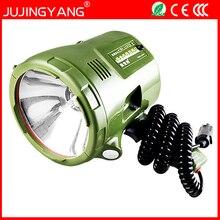 Ксеноновый поисковый светильник, супер яркий Точечный светильник дальнего действия, портативный светильник для кемпинга, рыбалки, 12 В, автомобильный морской поисковый светильник