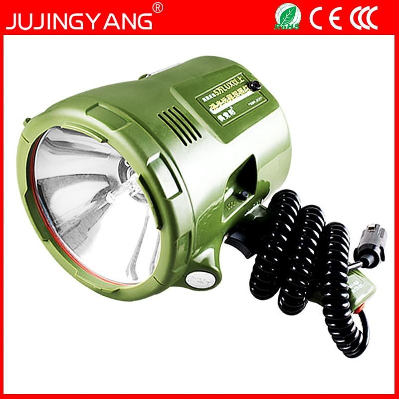 Xenon Searchlight Super Bright Long-range Spotlight Outdoor Camping Fishing Portable Lighting Lamp 12V Car Marine Search Light