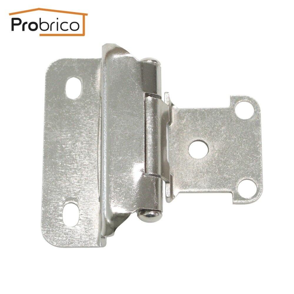 Aliexpress.com : Buy Probrico Self Close Kitchen Cabinet Hinge ...