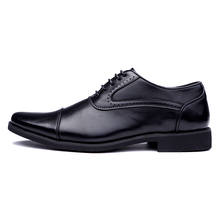 Simple Style Quality Oxford Shoes Lace-up Wedding Shoes