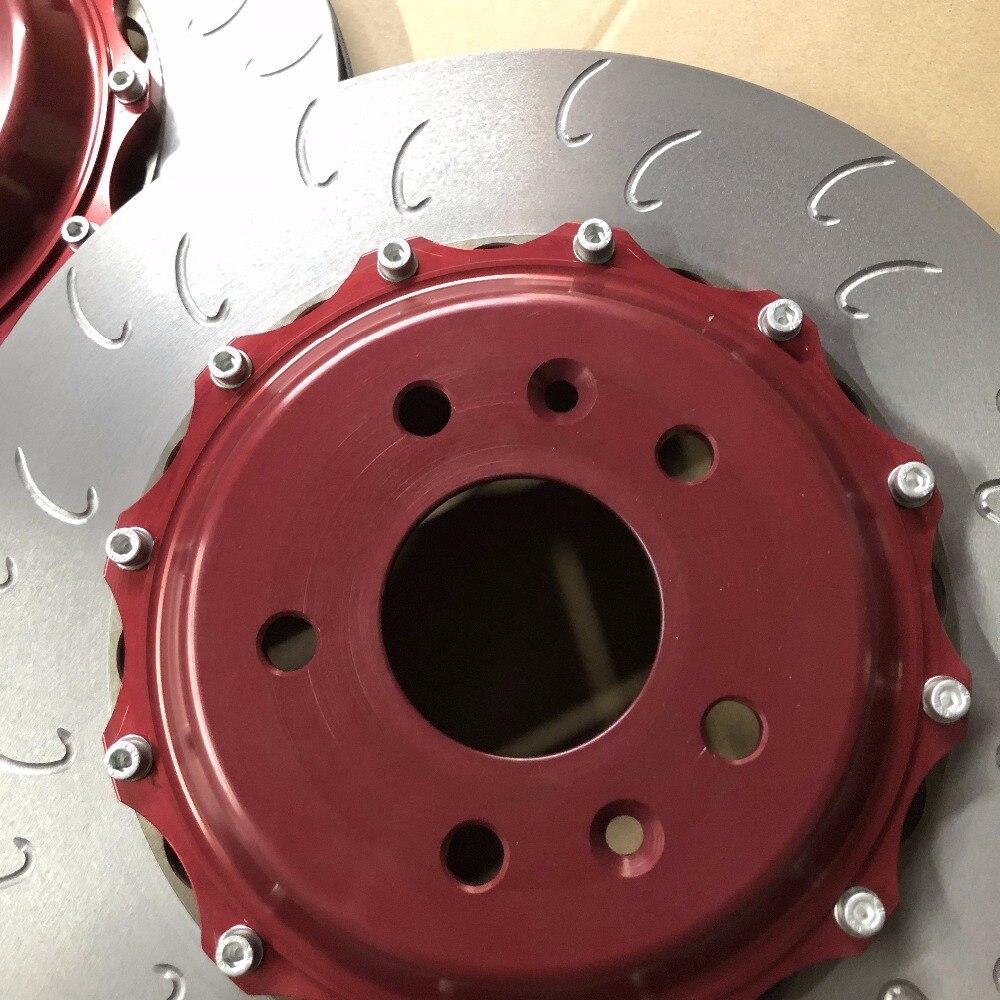 Megane 4 x Renault Brake Disc Rotor Hub Screws Bolts Stainless Steel Clio
