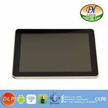 New Style tablet projectors dlp mini Google Android projector via Touch Panel Built-in MIC Surfing Internet wifi Beamer DH-800L
