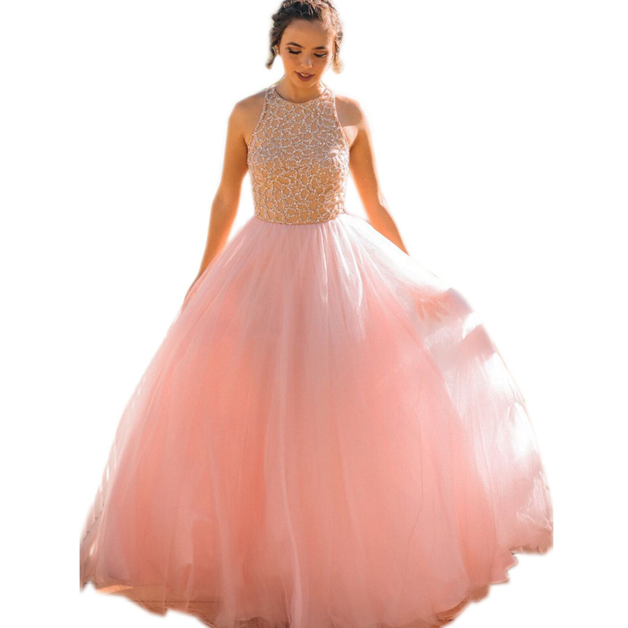 Popular Quinceanera Dresses Blush Pink-Buy Cheap Quinceanera ...