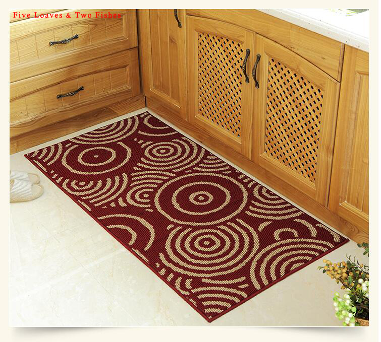 Hot Sale Carpet Living Room Rugs Bedroom Mats Water Absorbing Pads Bathroom  Non Slip