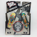 Brand New 1pc double board 96mm Fingerboard throwbacks Tech Decks DG Skateboard H-Street  Original package boys toy
