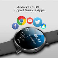 LEMFO LEM X 4G  Android 7.1 Smart Watch