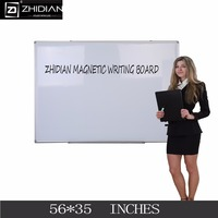 Zhidian 56 35 inches magnetic dry erase white board dry erase board message board.jpg 200x200