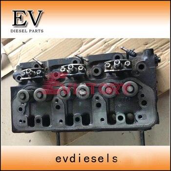 For yanmar 3D82 3D82AE 3TNE82A cylinder head  119802-11700 komatsu PC27