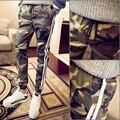 T китай дешевые оптовая 2016 новые горячие продажи Летние Камуфляжные штаны мужской большой плюс размер подростковые брюки мужчины случайные брюки