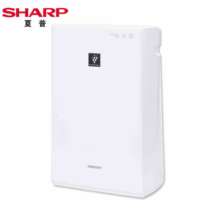 Sharp Authentic Electric Air Purifier Domestic PM2.5  Formaldehyde Remover Sterilization Anion Mute Air Cleaner sharp r 8772nsl