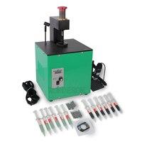 Дизельного топлива аккумуляторная система высокого давления инжектор КЛАПАН Кепки ремонт шлифовальный набор инструментов для BOSCH 0445 110/120 с