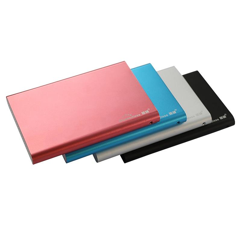 hdd 외장형 2.5 인치 보호 케이스 알루미늄 하드 드라이브 hdd 인클로저 sata II usb 3.0 hdd 박스형 케이스, 2TB 하드 디스크 U23S