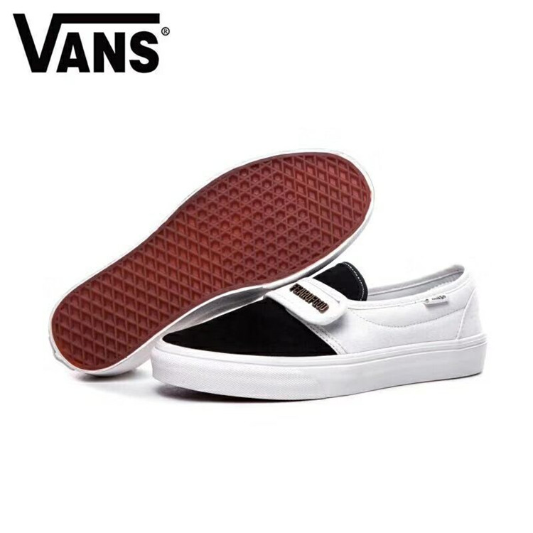 cba48dd0ab96ce VANS Vault x Fear Of God Slip on 47 DX Men and Womens Sneakers canvas shoes  Sports shoes Weight lifting shoes Eur 39-44