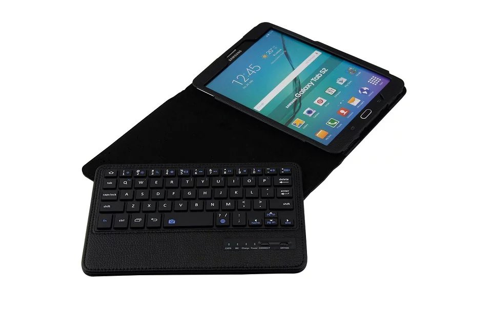 New Removable Wireless Bluetooth Russian/Hebrew/Spanish Keyboard Stand PU Leather Case For Samsung Galaxy Tab S2 8.0 T710 T715 russian new laptop keyboard for samsung np300v5a np305v5a 300v5a ba75 03246c ru layout