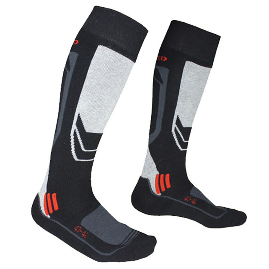 Winter Warm Men Ski Socks Cotton Snowboard Cycling Skiing Soccer Sport Socks Thermosocks Leg Warmers