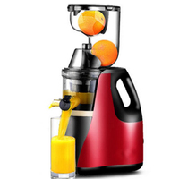 GERMAN Motor Technology New Slow Juicer Fruit Vegetable Citrus Low Speed Juice Extractor