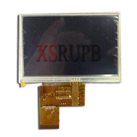 Full 4 3 LCD Screen Display With Touch Screen Digitizer Glass Panel Replacement For Explay PN