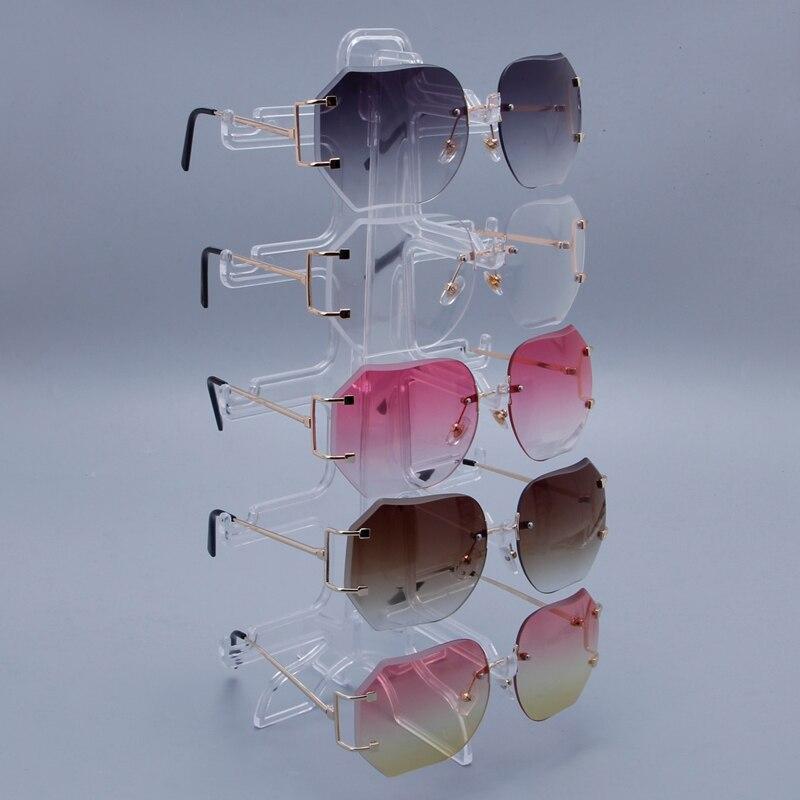 d581c3ba41 5 Layers Glasses Eyeglasses Sunglasses Show Stand Holder Frame Display Rack  Hanger Holder Rack Sticky Hooks Jewelry Tools