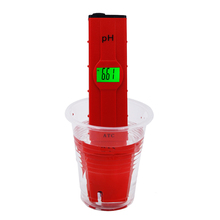 hot sales Original Pocket Pen type monitor ph tester meter with backlight detected Drinking Water Quality Analysis 15%