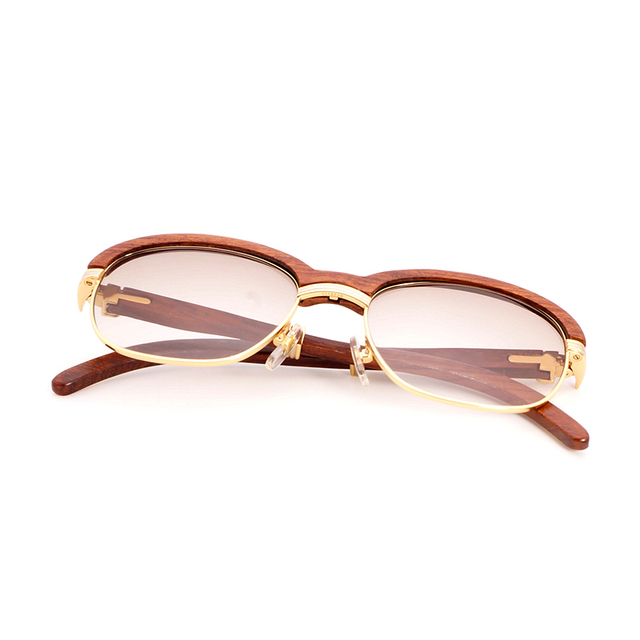 Wooden Sunglasses  Retro Shades Eyewear 5