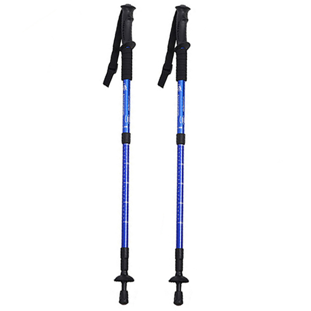2pcs/lot Nordic Walking Sticks 2
