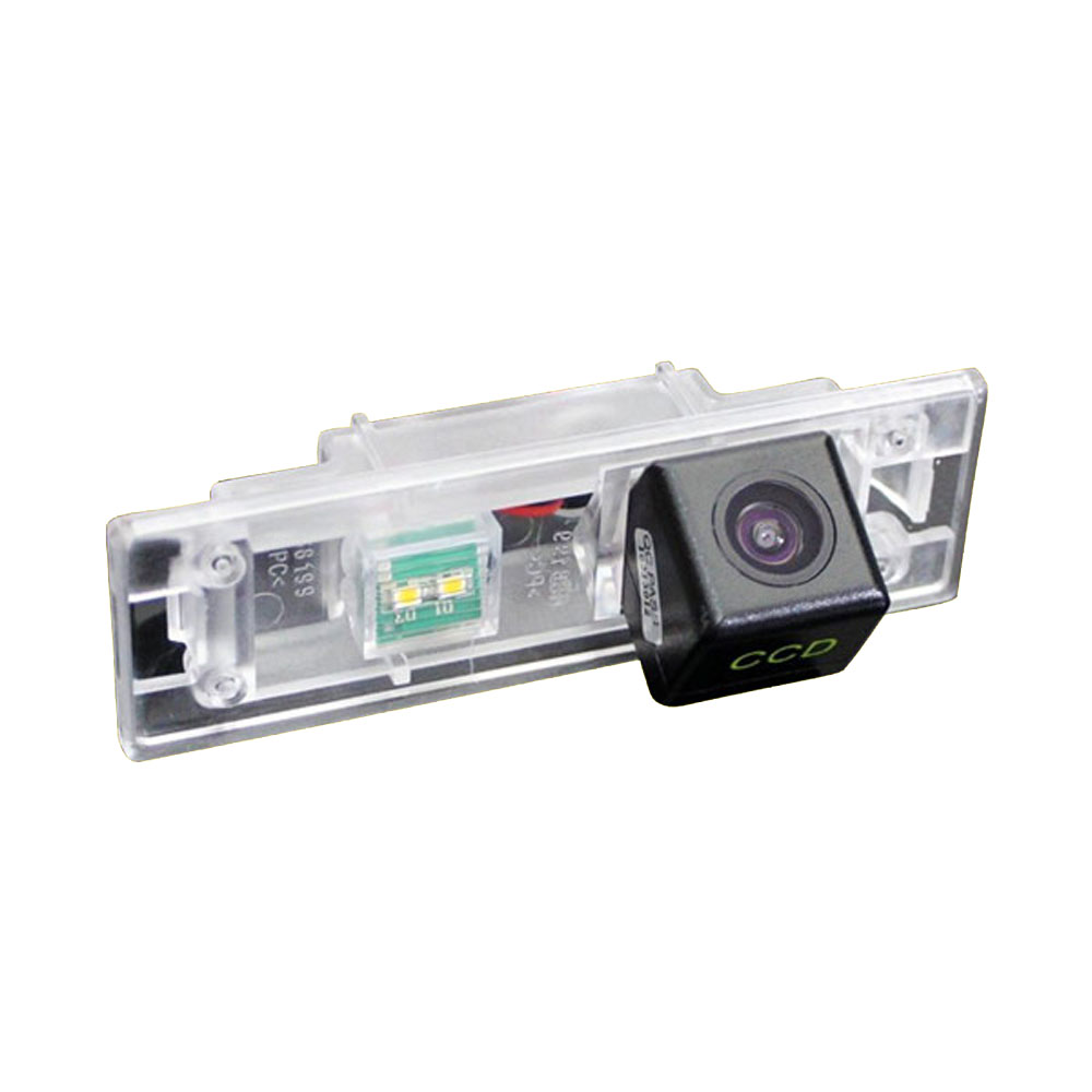 För Sony CCD BMW 120i E81 E87 F20 Bil Bak Upp Bakom Bakifrån Parkering Cam Camera HD Vattentät System Kit för GPS Navigation