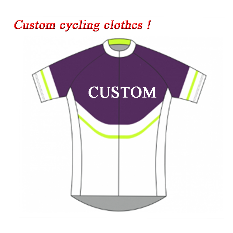 Цена за Пользовательские Велоспорт Джерси 100% Полиэстер Рубашка Велоспорт Мтв джерси Личные Индивидуальные Велоспорт Clothing Ropa Ciclismo Бесплатная Доставка
