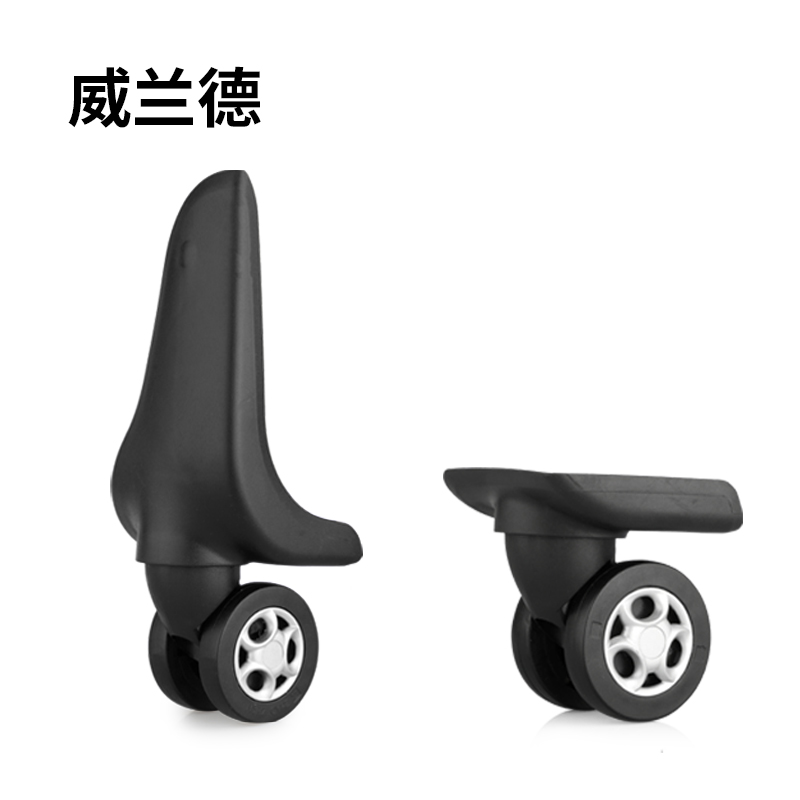 Wheels Luggage  Case Universal Wheel  Luggage Suitcase  Roller Accessories Luggage Repair Wheels For Suitcase  Replace  Casters