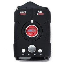 Лазерного радара Скорость детектор Автомобильный руль 16 Группа 360 градусов V8 Новый