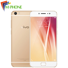 Original VIVO X7 4G LTE Mobile Phone Snapdragon MSM8976 Octa Core 4GB RAM 64GB ROM 16.0MP Camera 5.2 inch Android 5.1 SmartPhone