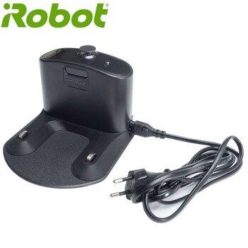 Cargador de Base para IRobot Roomba 595, 620, 630, 650, 660, 760, 770, 780, 870, todos 400, 500, 600, 700, 800 serie Piezas de limpiador de vacío de adaptador