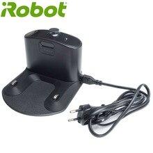 Şarj tabanı IRobot Roomba 595 620 630 650 660 760 770 780 870 tüm 400 500 600 700 800 serisi elektrikli süpürge parçaları adaptörü