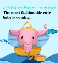 ANTI-Lost Backpack Baby Bag new cute cartoon baby Girl and boy Backpack, mini childrens shoulder bag sling