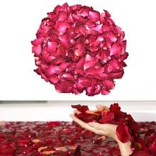 30/50/100g сушеные лепестки роз натуральный сухой цветок ароматный спа-Ванна Душ инструмент Отбеливание для Красота средства ухода за кожей ног уход за кожей