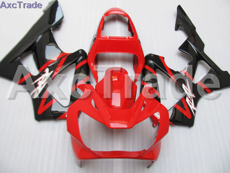 High Quality ABS Plastic For Honda CBR 929 900 RR 929RR 00 01 900 2000 2001 CBR900RR Moto Custom Made Motorcycle Fairing Kit B77