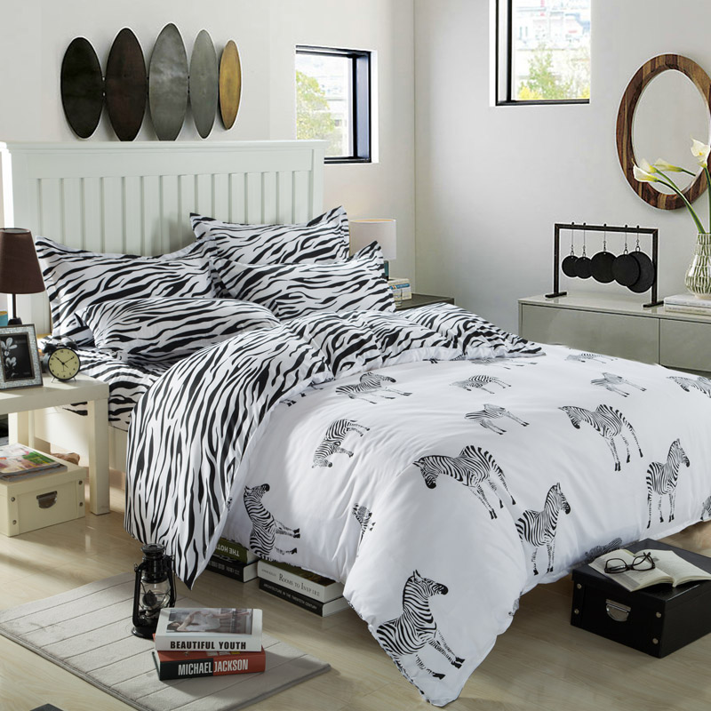Bedding Outlet Bedding Colored Elephant Quilt Cover Reactive Printing Bed  Linen Skin Friendly Cotton Queen King Sheet In Bedding Sets From Home U0026  Garden On ...