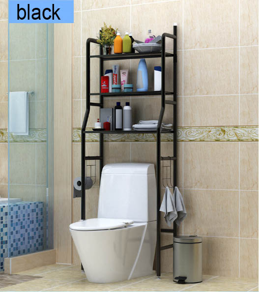 Bathroom storage rack closestool  storage rack  washing machine  storage rack Bathroom storage rack closestool  storage rack  washing machine  storage rack