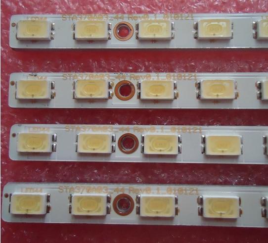 """חלקי חילוף לקטנועים עבור Haier LE37A320 סעיף מנורה STA370A03_44 Rev0.1 73.37T06.004-5-SN1 1piece = 48LED 420 מ""""מ (2)"""