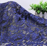 2Yards X150cm 8colors Black Edge Polyester Venise Lace Trim Lace Fabric For Dress Sewing Options Wedding