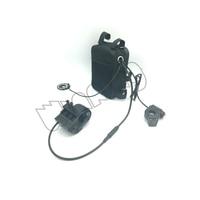 Электрический велосипед 36 В 500 Вт conversion kit Booster с батарея изменение мопед велосипедный комплект фрикционный привод DIY e легко носить