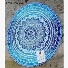XINLANISNOW Tapestry Wall Hanging Beach Picnic Throw Rug Blanket Camping Tent Travel Mattress Sleeping Pad 150cmX150CM