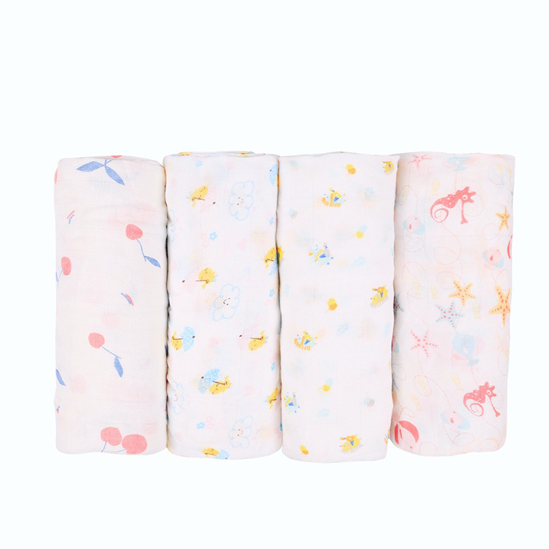 Bamboo Newborn Blankets Baby Blanket Swaddling Infant Swaddle Towel New Brand Baby Wrap Bed Sheets Blanket For Newborn 47*47
