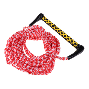 Image 4 - 72ft 1 Section Water Ski Rope with Floating Handle and EVA Grip Accessories for Slalom Water Skiing Wakeboarding Wakeskating